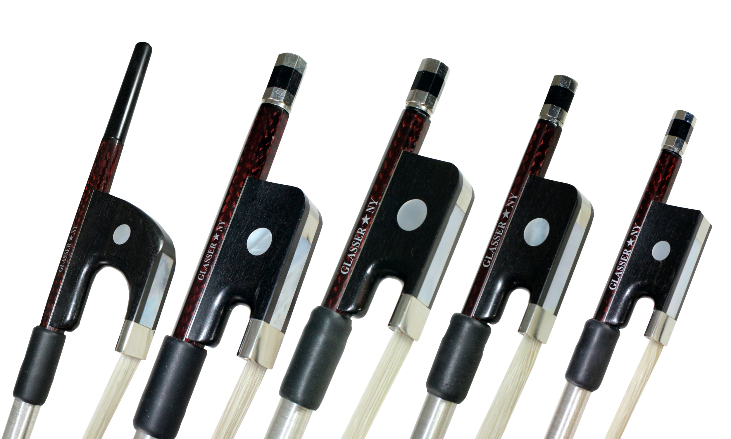 Glasser BCFX Series Bows