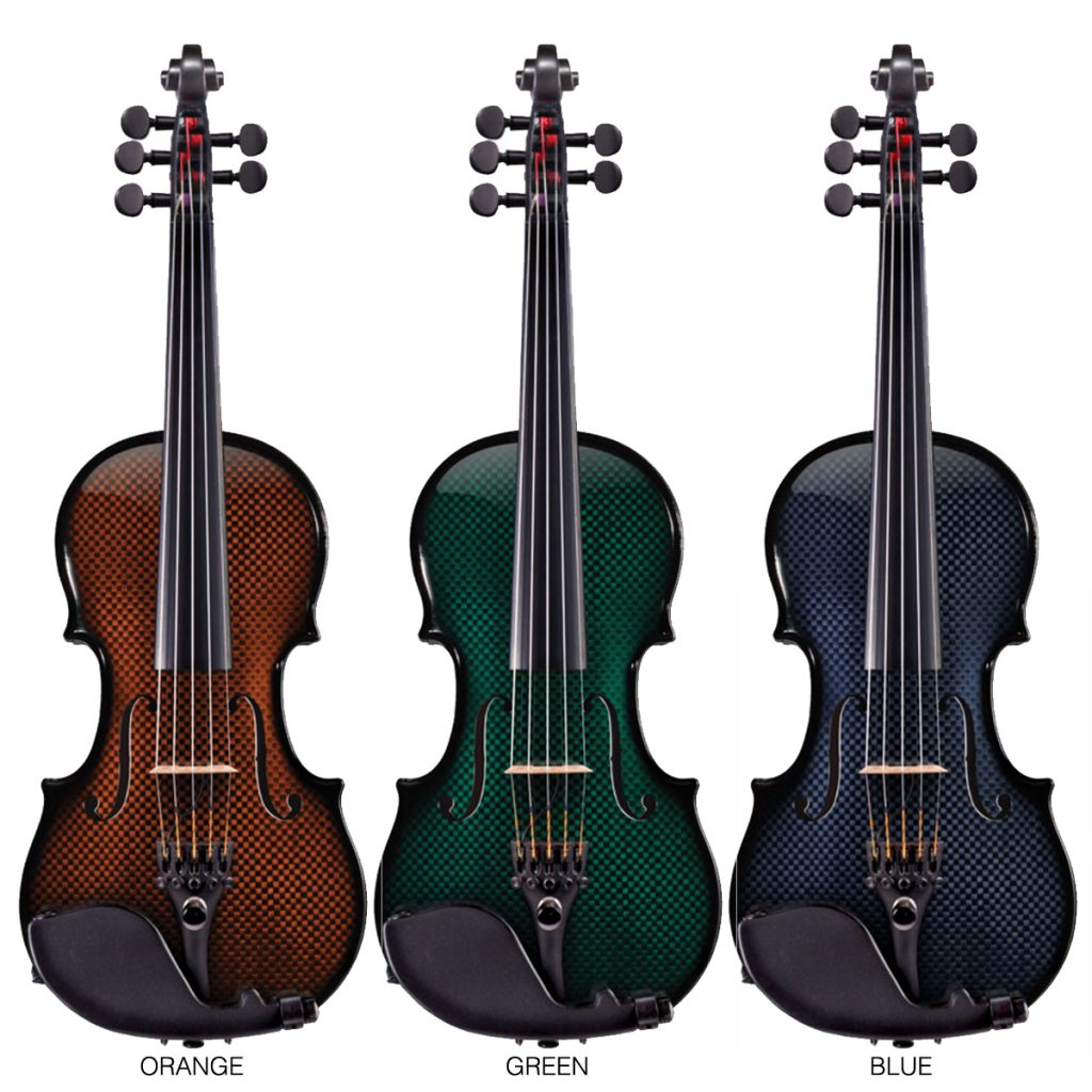 Acoustic Electric Violin 5 String