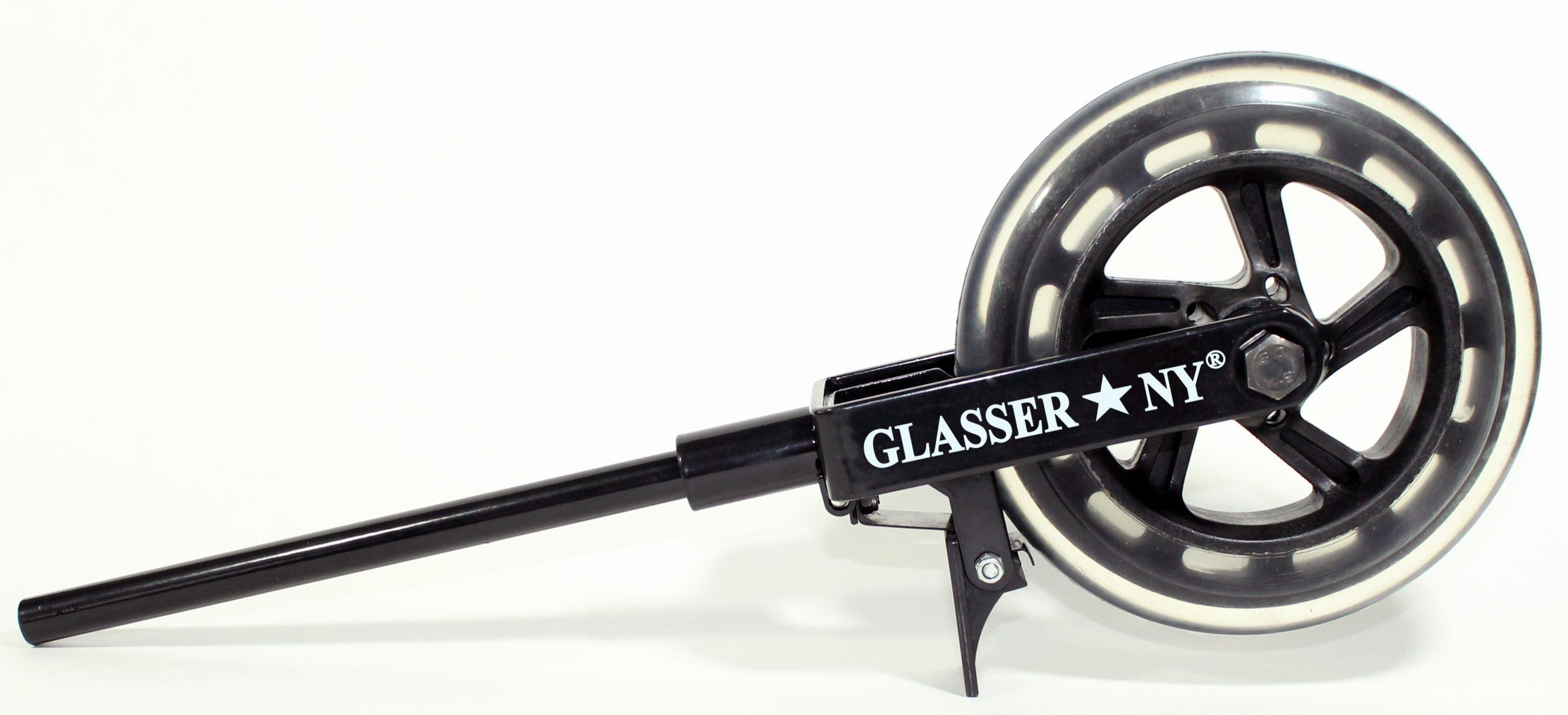 Bass Wheel 12 mm with brake