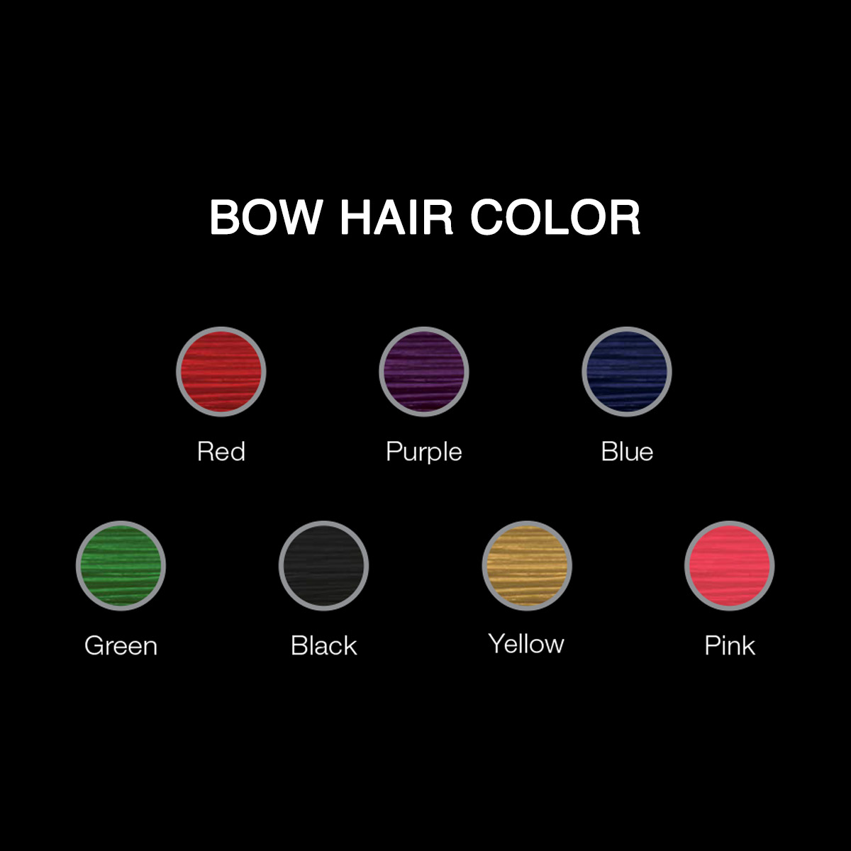 Custom String Color