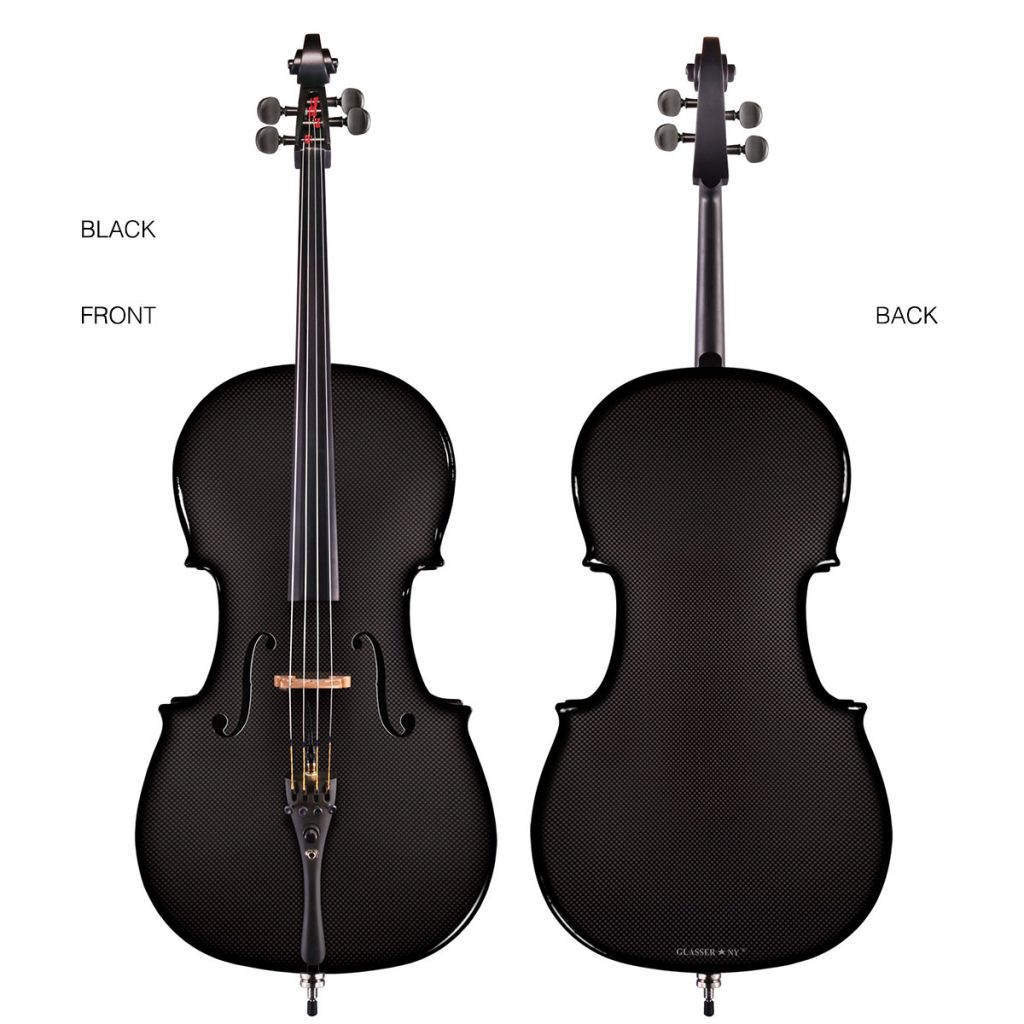 Cello AE 4 String Black