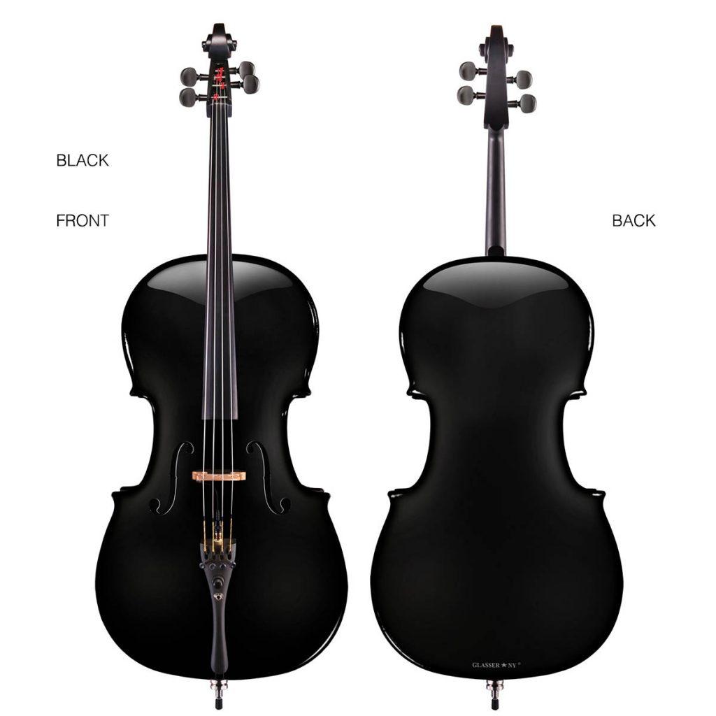 Cello AEX 4 String Black