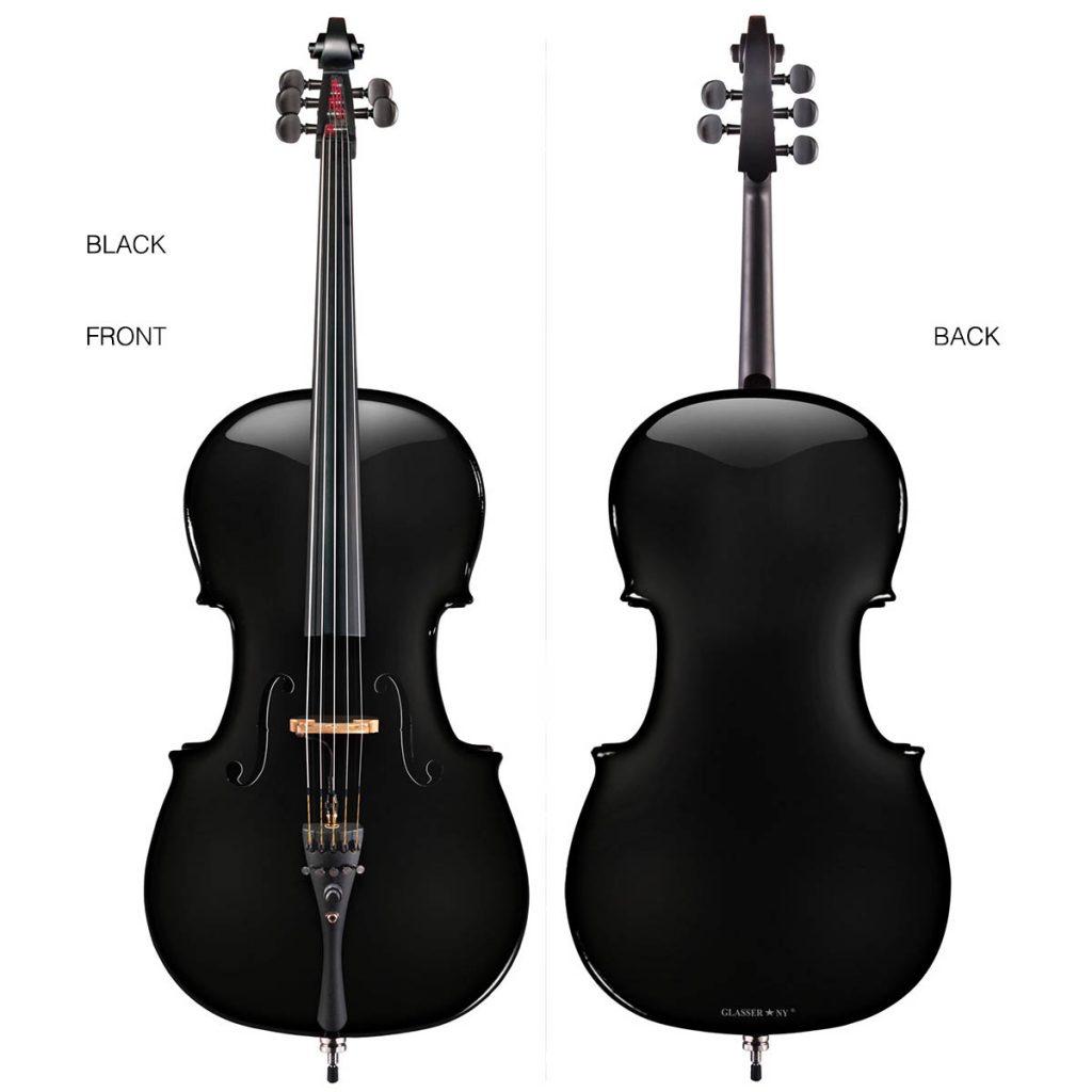 Cello AEX 5 String Black