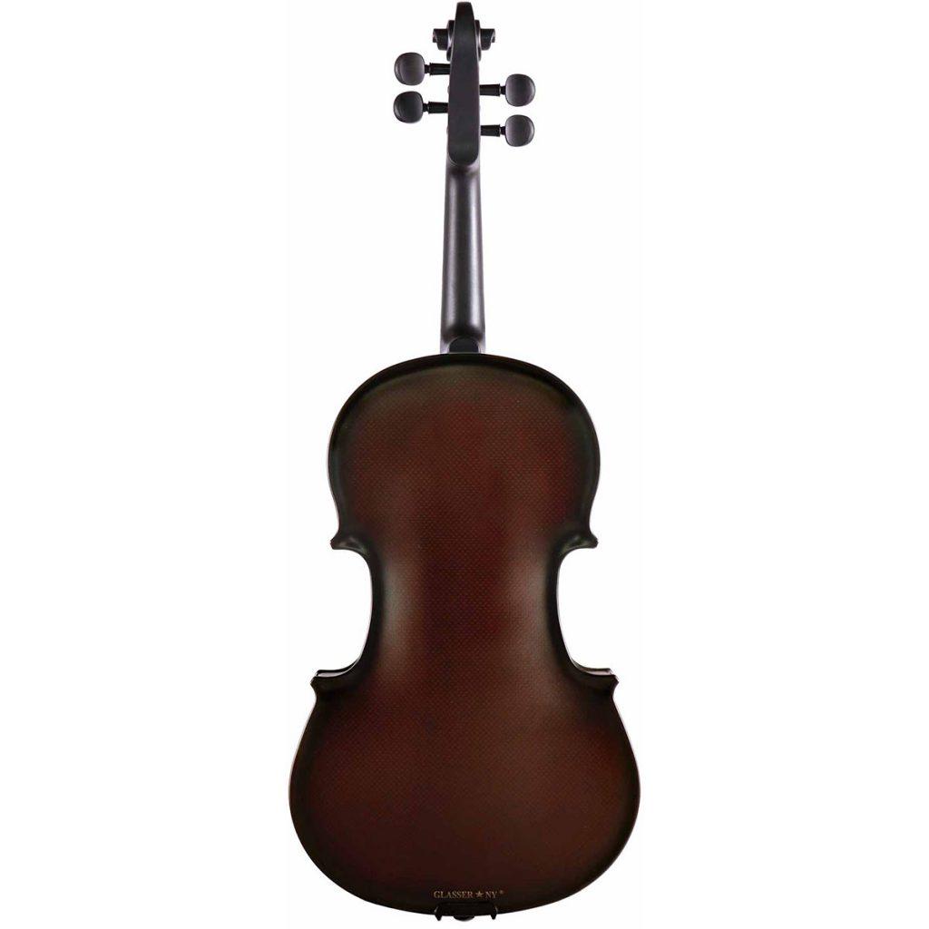 Glasser Viola Acoustic Back