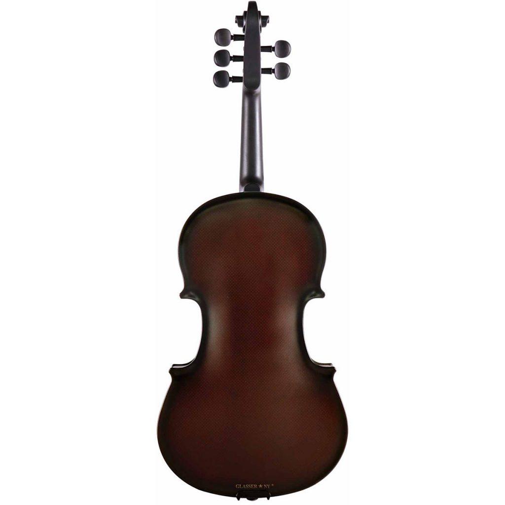 Glasser Viola Acoustic 5 String Back