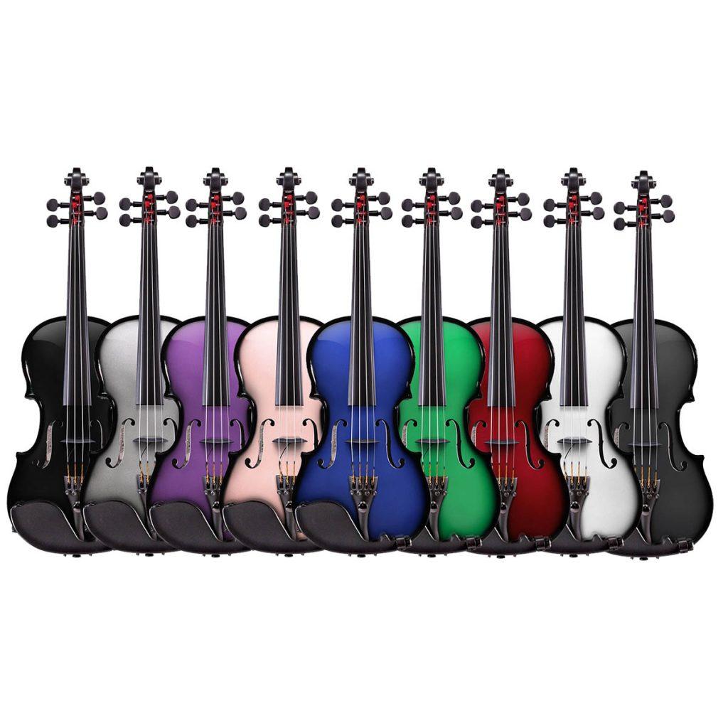 AEX Violin Colors