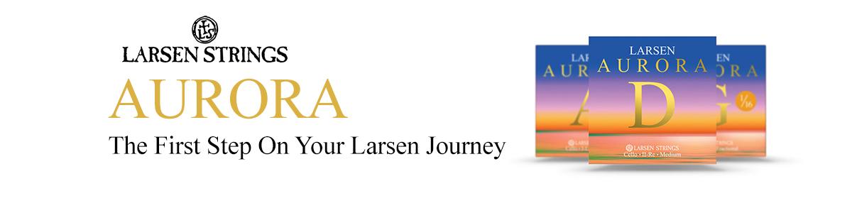 Larsen Aurora - Glasser NY